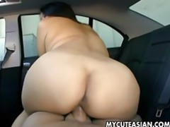 Ass Boobs Brunette Bus Busty Car