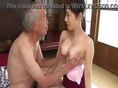 Japanese Old and Young Teen