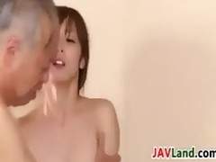 Ass Fuck Horny Japanese Old and Young Teen