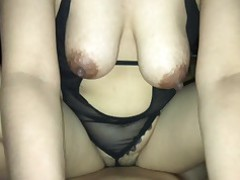 Amateur Big Tits Blowjob Boobs Brunette Doggy Style