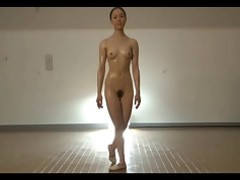 Babe Brunette Dancing Fetish Foot Fetish Japanese